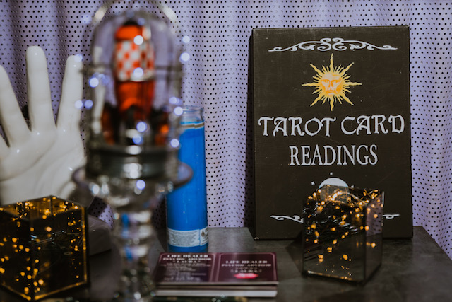 Tarot Book and Cards